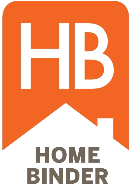 home binder logo
